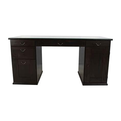 43% OFF   IKEA IKEA Alex White Desk / Tables