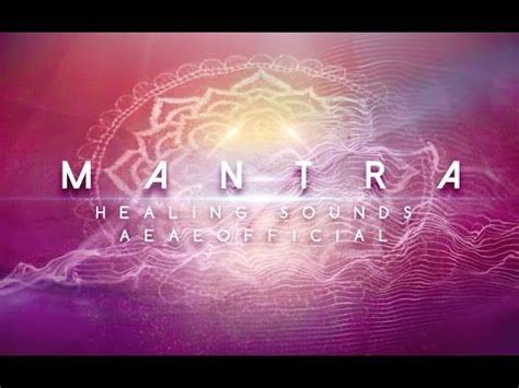 432 hz MANTRA Peaceful Space Ambient 1Hour DNA Healing ...