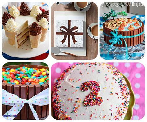 45 tartas de cumpleaños ¡originales!   Pequeocio