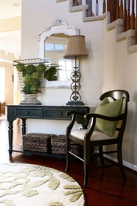 46 best  Home  Hallway & Entryway tables images on ...