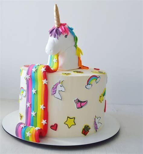 47 Pasteles de Unicornio Mágicos Súper Fáciles de Hacer ...