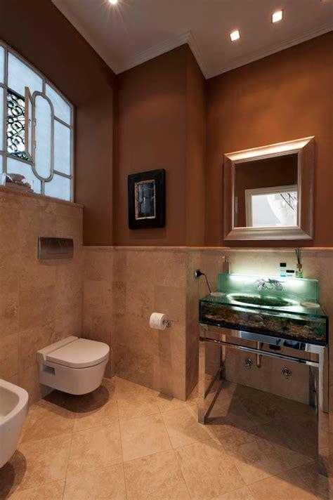 48 fotos de baños pequeños que te encantarán