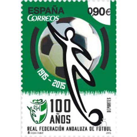 4950 Deportes. Centenario Real Federación Andaluza de ...