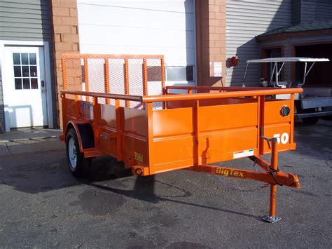4X8 OPEN TRAILER RENTAL | Trailers, Storage, Containers ...