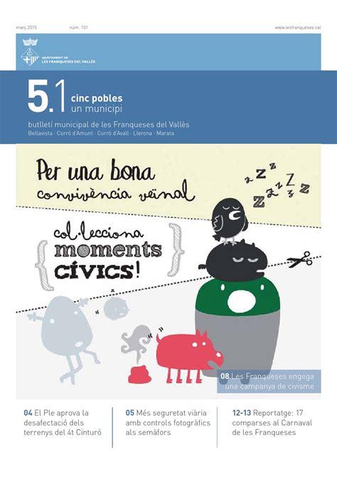 5.1 Butlletí municipal by Ajuntament de les Franqueses del ...