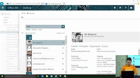 5 11# Outlook Online: Regras da caixa de entrada   YouTube