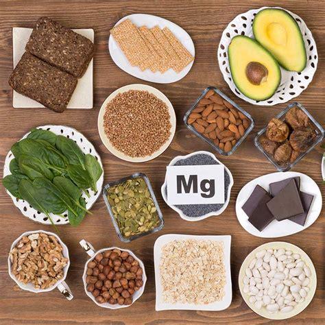 5 alimentos ricos em magnésio e os seus benefícios