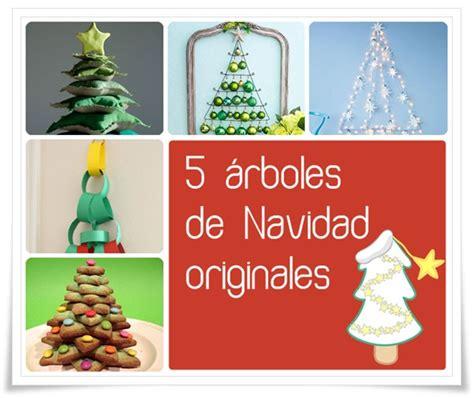 5 árboles de Navidad originales | Pequeocio.com