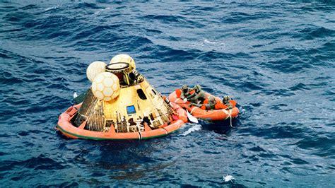 5 Astronauts Reflect On Photos From Apollo 11 : NPR