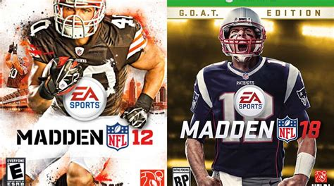 5 Biggest Victims of the  Madden Curse