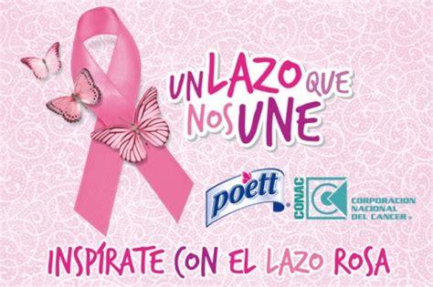 5 campañas rosas: A luchar contra el cáncer de mama ...