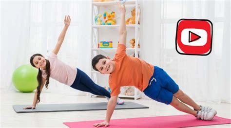 5 canales de YouTube para hacer gimnasia con los chicos en ...