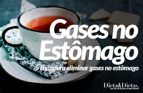 5 chás Para Eliminar Gases no Estômago