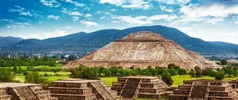 5 datos sobre Teotihuacán, el sitio arqueológico más ...