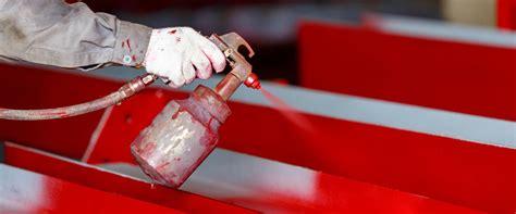 5 diferentes métodos de aplicación de pintura industrial ...