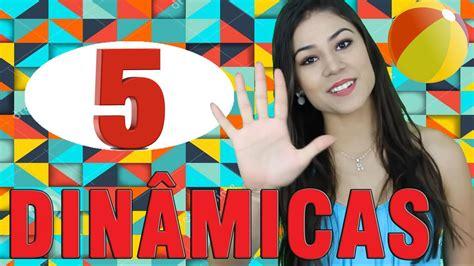 5 DINÂMICAS DIVERTIDAS | Canal Bíblia Sagrada   YouTube