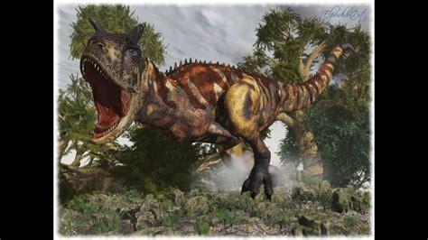 5 Dinosaurios mas peligrosos que existieron   YouTube