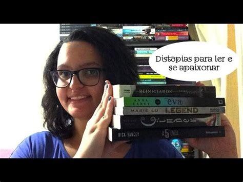 5 Distopias para ler e se apaixonar   YouTube