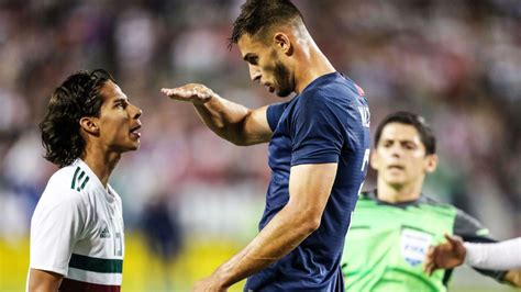 5 foot 5 Diego Lainez of Mexico not offended by US 6 foot ...