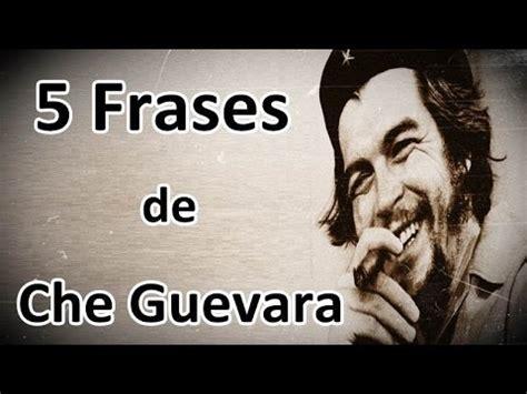 5 Frases de Che Guevara   YouTube