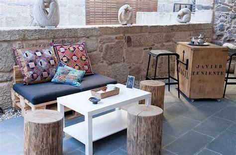 5 ideas para decorar con madera | Decorar tu casa es ...