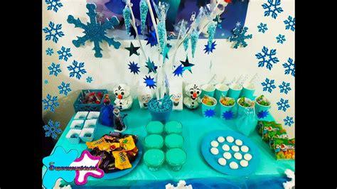 5 ideas para Fiesta/Candybar de FROZEN SUPERMANUALIDADES ...