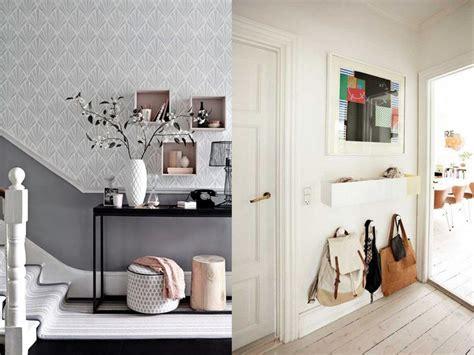 5 ideas sobre cómo decorar un recibidor pequeño ...