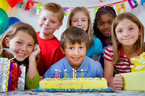 5 Kids  birthday party ideas that won t break the bank