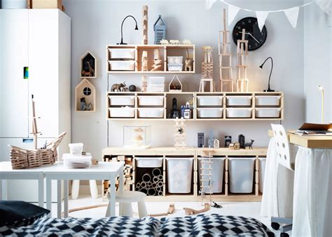 5 Low Cost Storage Ideas for The Kids  Room   Petit & Small