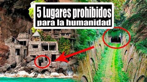 5 Lugares Prohibidos del Mundo   Universo Misterios y ...