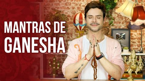 5 MANTRAS PODEROSOS DE GANESHA   YouTube