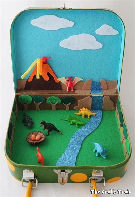 5 manualidades para niños ¡de dinosaurios!  PequeOcio ...