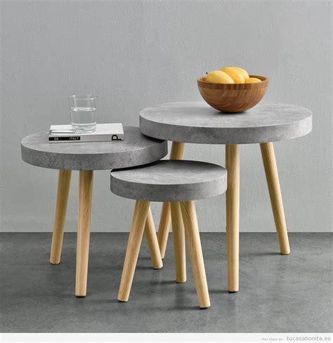 5 Mesas auxiliares de diseño a muy buen precio perfectas ...