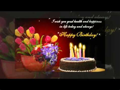 5 Most Popular Birthday Ecards From 123Greetings.com   YouTube