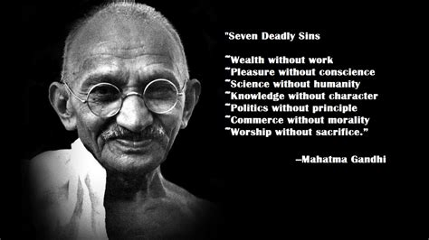 5 Of Our Favourite Quotes By Mahatma Gandhi Which Inspire ...