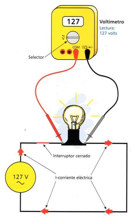 5 pasos para realizar la medición de tensión eléctrica con ...