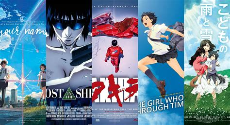 5 películas de anime que ver antes del estreno de Amor de ...