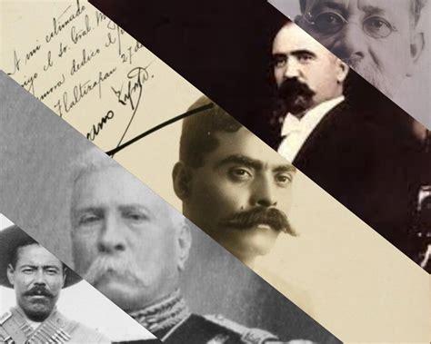 5 personajes memorables de la Revolución Mexicana | EL DEBATE