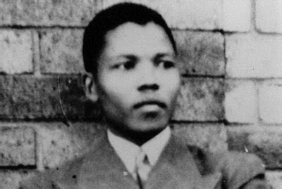 5 Photos of Young Nelson Mandela