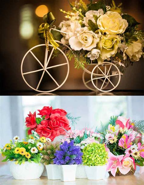 5 Reasons Artificial Flowers For Wedding Decorations Are Ideal