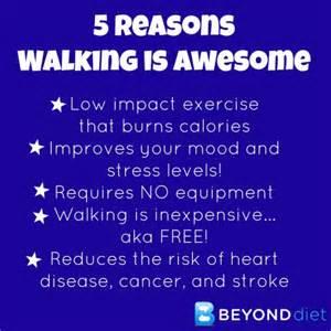 5 Reasons to Take a Walk | Beyond Diet Blog