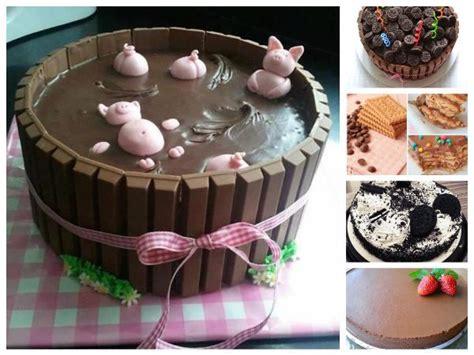 5 recetas de tartas de chocolate ¡muy fáciles!   Pequeocio
