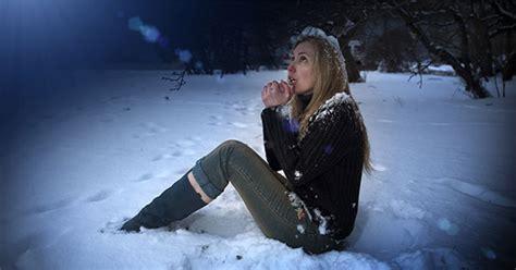 5 signos que te ayudarán a reconocer lesiones por congelación