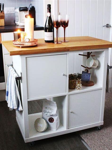 5 soluciones para cocinas muy pequeñas   ISLAS MOVILES ...