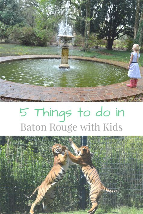 5 Things to do in Baton Rouge, Louisiana with Kids   My ...
