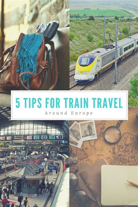 5 Tips for Train Travel Around Europe   The Viking Abroad