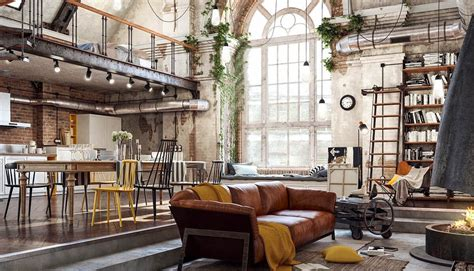 5 Tips para decorar con estilo industrial tu casa   El ...