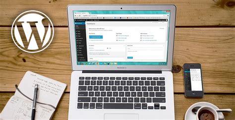 5 ventajas de crear una página web Wordpress y algún pero