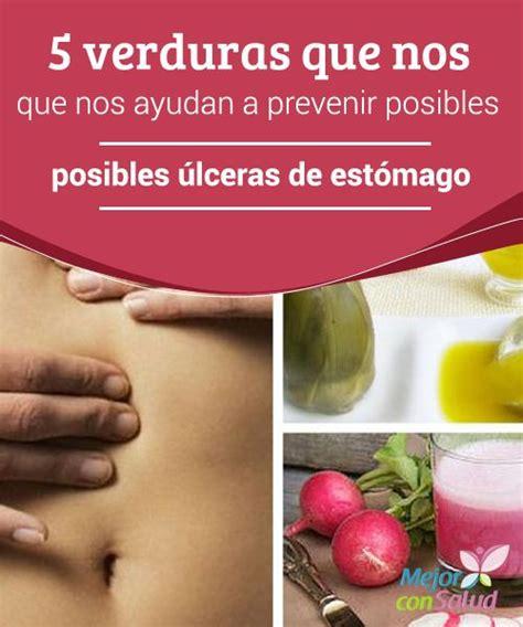 5 verduras que nos ayudan a prevenir posibles posibles ...