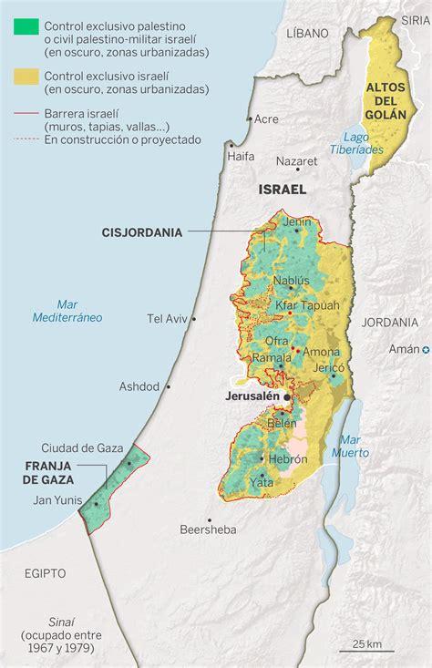 50º aniversario de la ocupación palestina | EL PAÍS